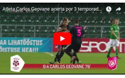 Atleta Carlos Geovane acerta por 3 temporadas com o Alahly da Líbia. Sob a nossa assessoria, a Marques Players está de parabéns.