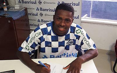 Atleta revelação do Esporte Clube São José, Wandynho, prorrogou seu contrato com o Zequinha