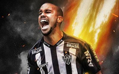 Jair é o novo volante do Atlético Mineiro
