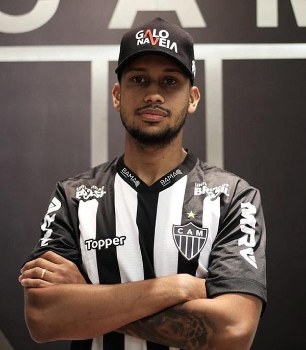 Jair é o novo volante do Atlético Mineiro. Intermediação de nossa cliente Prattes Planejamento, sob nossa assessoria jurídica.