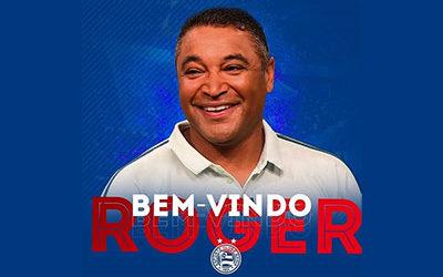 Roger Machado será o novo técnico do Esporte Clube Bahia.
