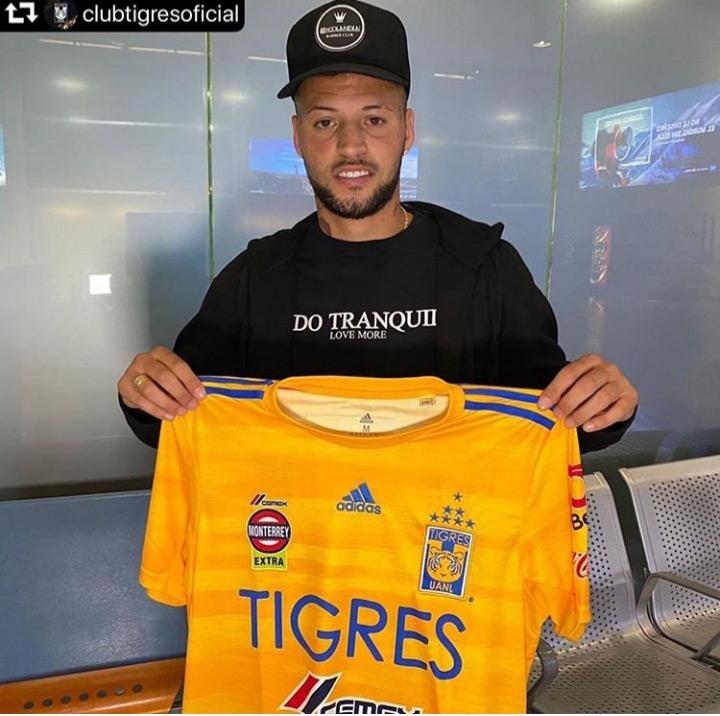 Nico Lopes agora é TIGRES!