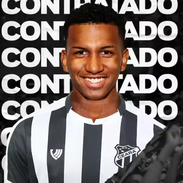 Leo Chu é o novo atacante do Ceará S.C