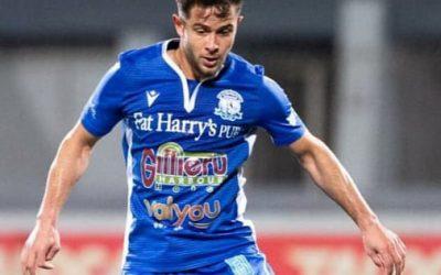 Thiago Espíndola renova contrato com o Sirens Foot Ball Club de Malta