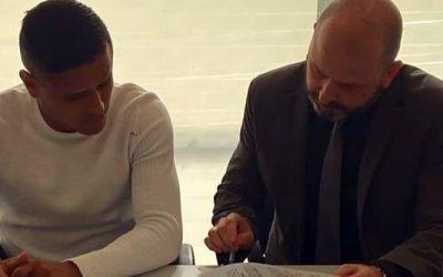 Negócio concluído. Everton contratado pelo Grêmio!