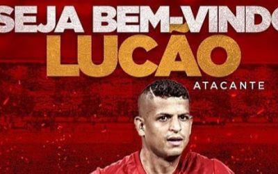Lucão reforça o CRB de Alagoas pra disputa da Série B do Brasileirão