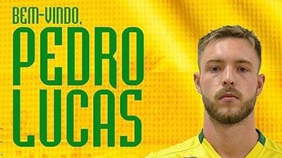 Pedro Lucas é o novo atacante do Mirassol